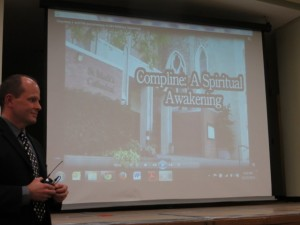 Jason Anderson and the Compline documentary