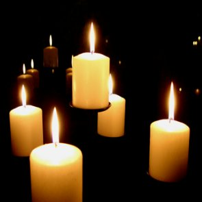 funeral candle